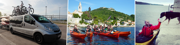 Sea Kayak Day Tours Dubrovnik