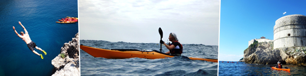 Discover Dalmatia Kayaking Adventure