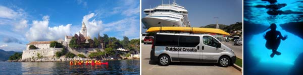 Outdoor Croatia Cruise Ship Programs