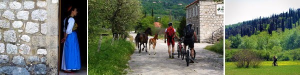 pedal konavle bike tour