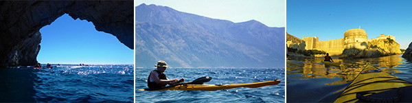 Dalmatian Odyssey Sea Kayaking Tour