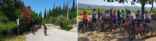 cycle dalmatia